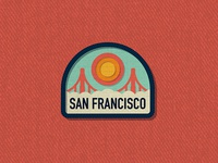 Outside Lands Patch: San Francisco