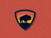 Outside Lands Patch: Bison