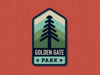 Outside Lands Patch: Golden Gate Park