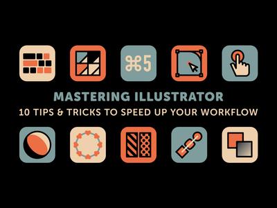 Mastering Illustrator: Our Brand New Skillshare Class