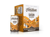 Almanac Beer Co. - Saison Dolores