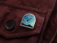 Explorers Club: Rocketeer Pin