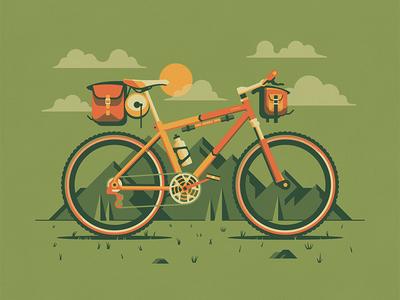 Explorers Club: Durango mountain bike nathan goldman dan kuhlken grass trees clouds sun mountain cyclist bicycle bike dkng