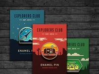 Pin pack 1