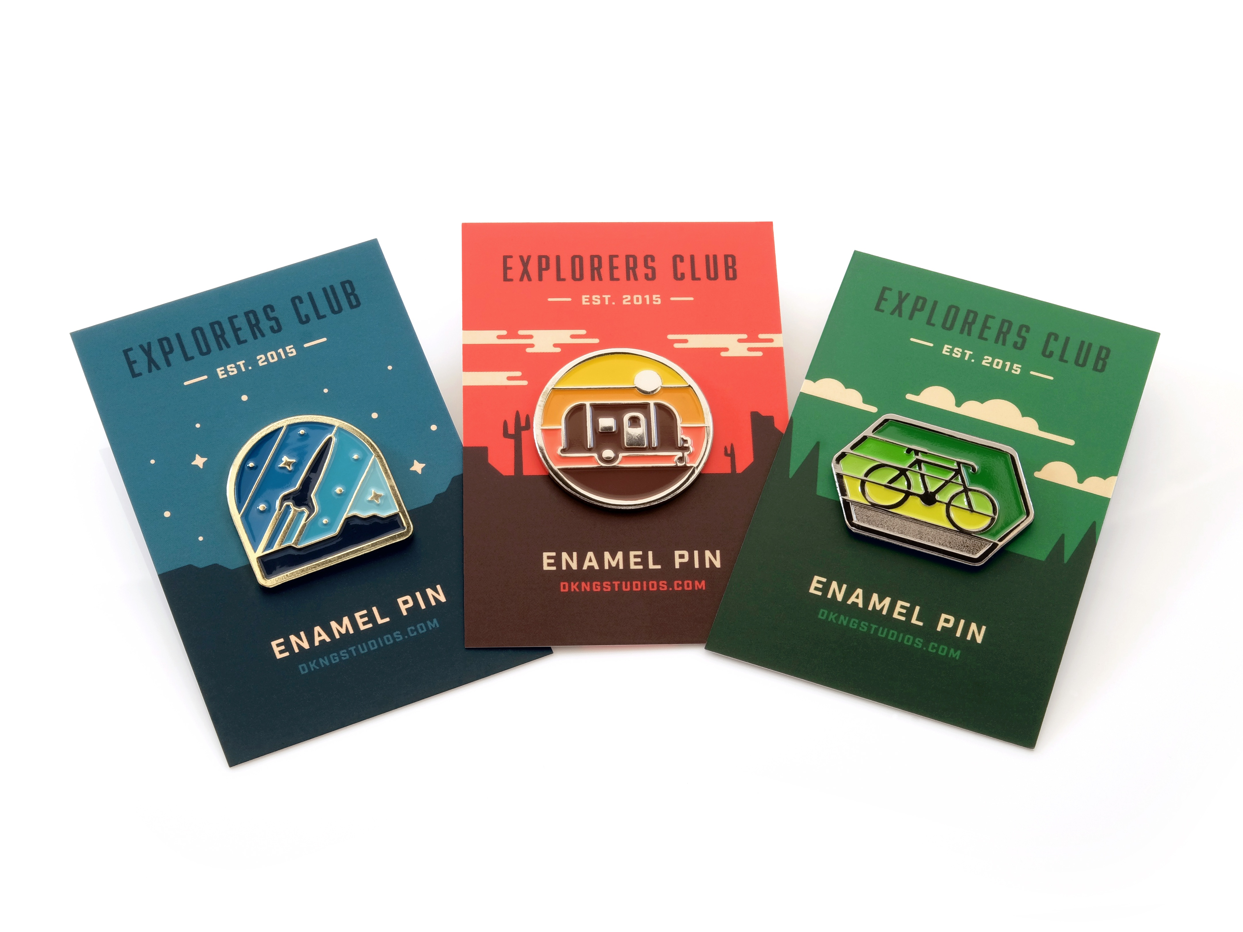 Pin pack 3