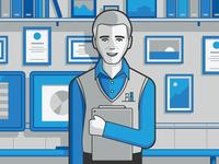 Bluebeam Software Illustration (Estimator)