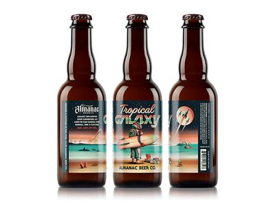 Almanac Beer Co. Tropical Galaxy