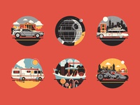 Illustrating an Icon Set: Design a Cohesive Series