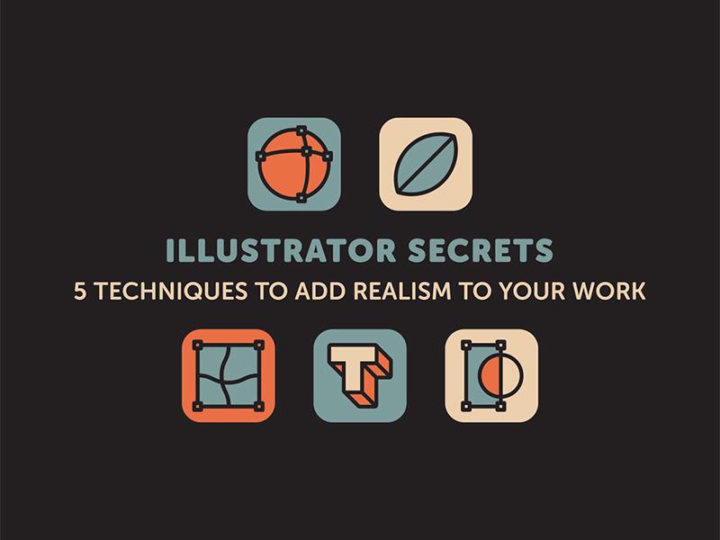 Illustrator Secrets dkng studios nathan goldman dan kuhlken illustrator class logo badge icon skillshare dkng