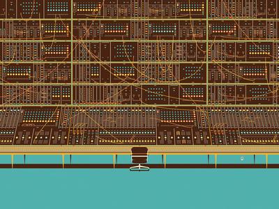Moog Console