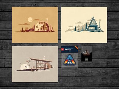 Cabin Series Mega Pack