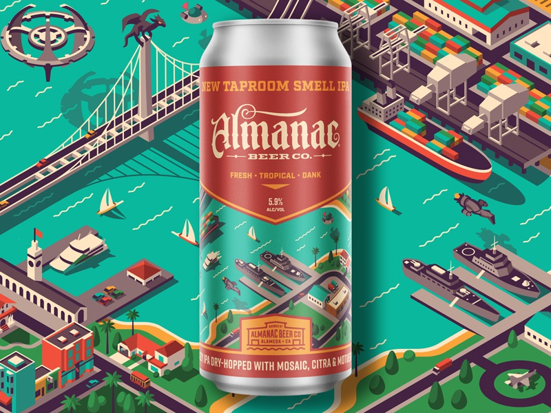 16oz can mockup highres dribbble background
