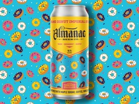 Dynamo Donut Imperial Stout