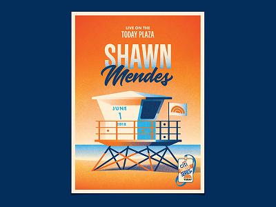 Shawn Mendez lifeguard tower shawn mendez new york city dkng studios nathan goldman dan kuhlken ocean beach lifeguard today vector dkng