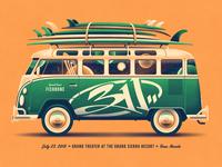 311 Reno, NV Poster (Regular Band Edition)