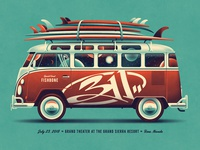 311 Reno, NV Poster (Regular DKNG Edition)