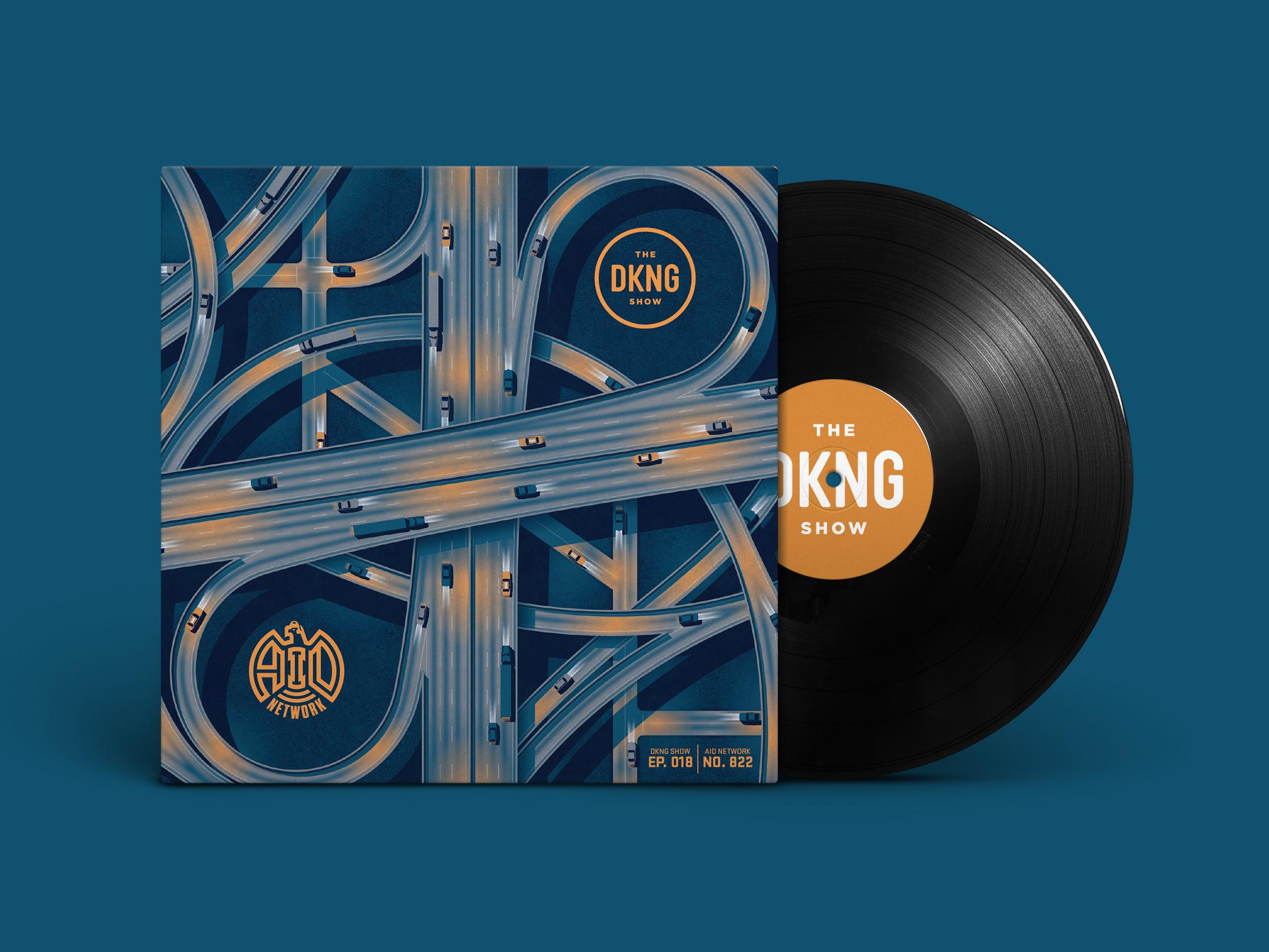 Aid vinyl 18
