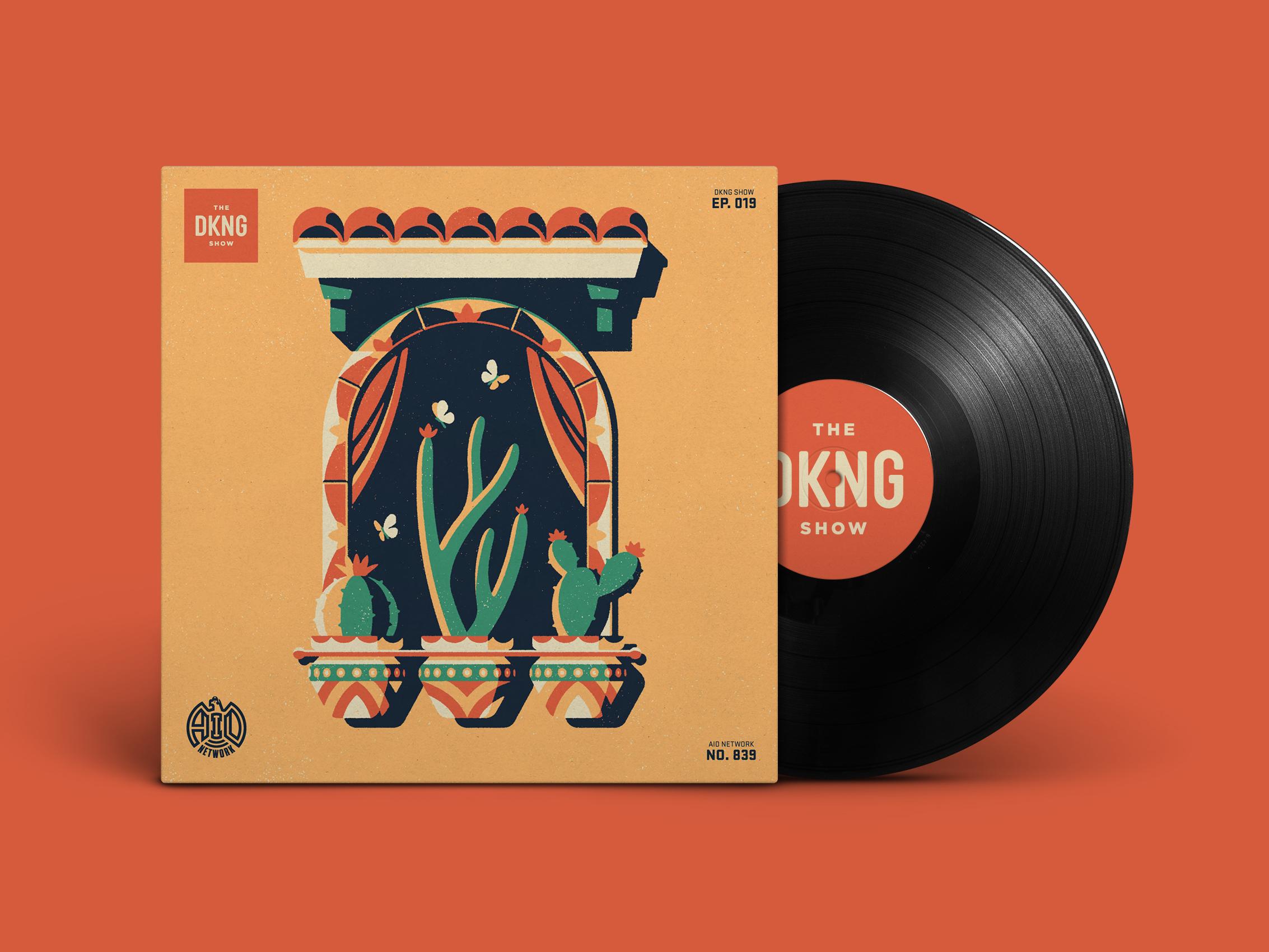 Aid vinyl 19