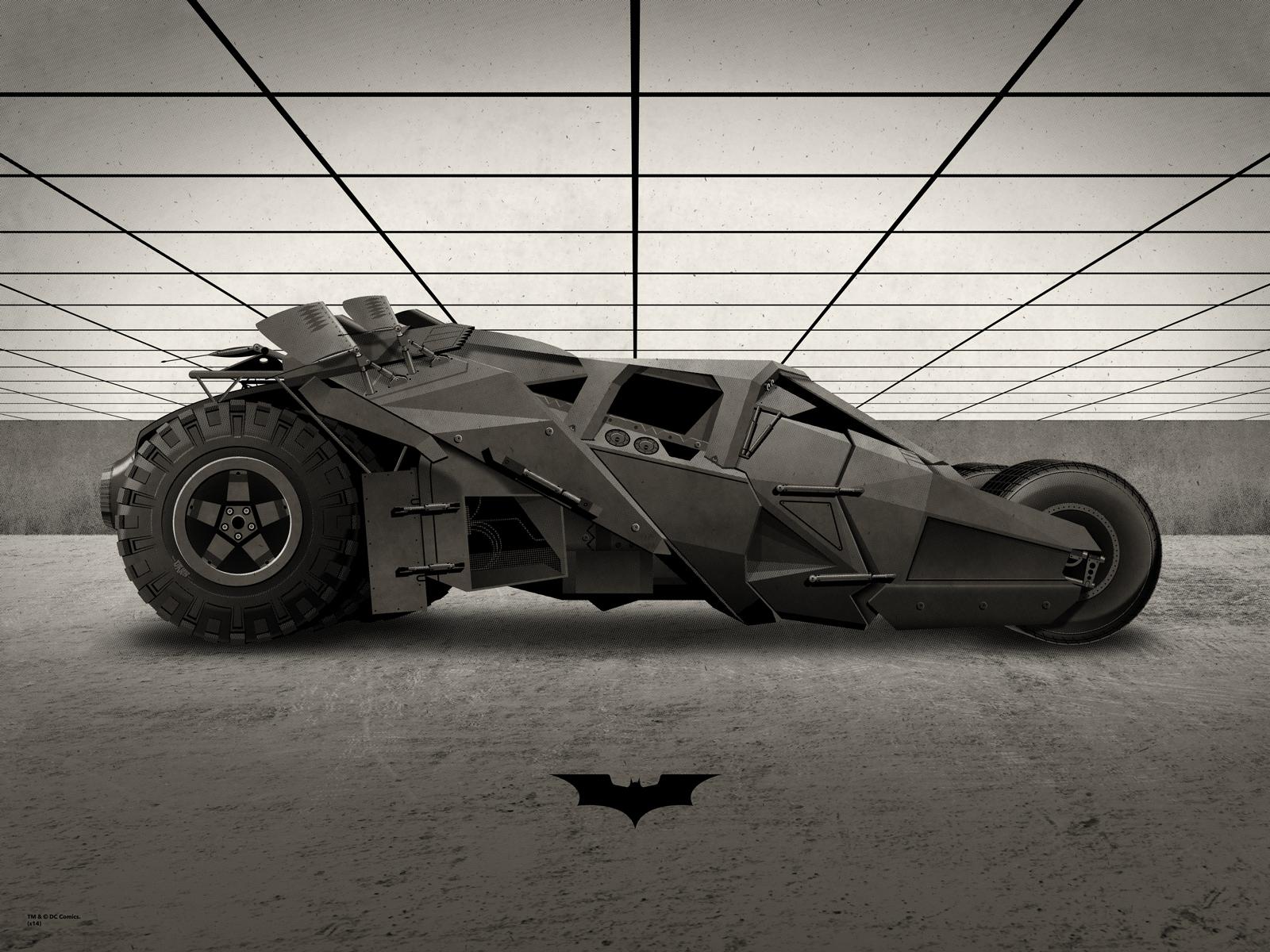 Batman tumbler big