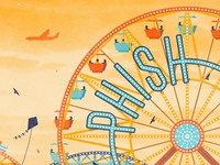 Phish // Atlantic City, NJ Poster Series