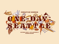 Creative Works: One-Day Seattle