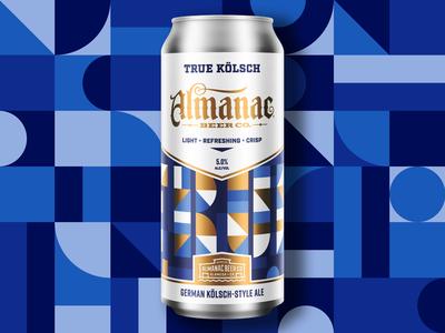 Almanac Beer Co. True Kölsch