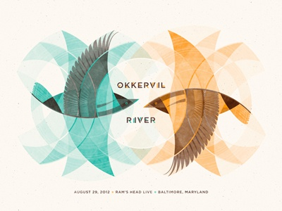 Okkervil river small