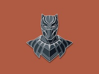 Black Panther Pins