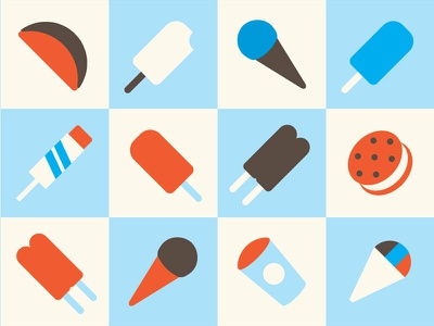 Mystery Project 29.2 dkng vector icons dan kuhlken nathan goldman ice cream