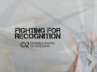 Fighting for Recognition?