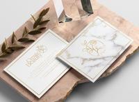 Flair Cards and Logo cards design print design invitations logo design branding design logo vector adobe illustrator