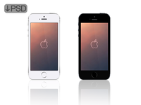 Dribbble Iphone 5s