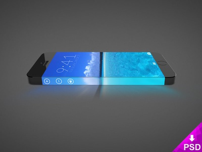 Iphone 7 Mockup Concept concept iphone 7 resource psd photoshop personal mockup free download for free design commercial