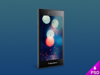 BlackBerry Leap Mockup smartphone resource psd project personal mockup leap free download for free design commercial blackberry