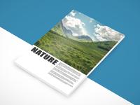 nature book 1500 1100 - Nature Book Mock-up