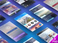 App Presentation Mockup