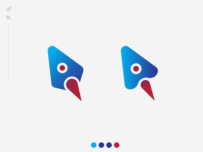 Rocket Logo Exploration