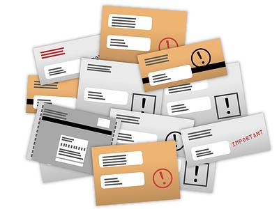 Junk Mail Sampler scam mail junk