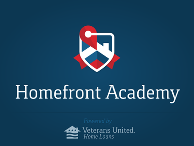 Homefront Academy by Veterans United Home Loans home loans veterans education