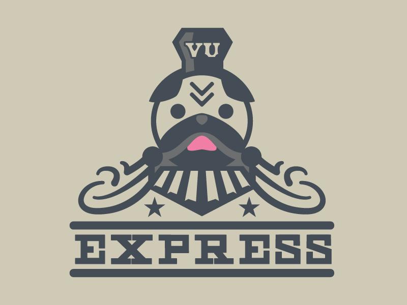 Oswald Express pug train