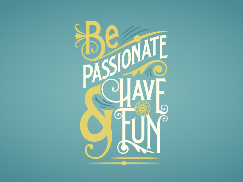 VU Values: Be Passionate & Have Fun