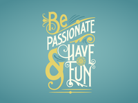 VU Values: Be Passionate & Have Fun