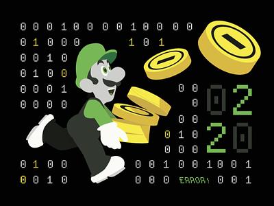 Luigi - 2020 2020 nintendo luigi