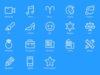 Classification Icon - 2