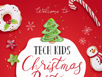 Kids Christmas Party poster