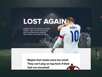 Euro 2016 Landing Page