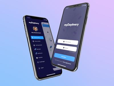 myDaylivery - Courier App