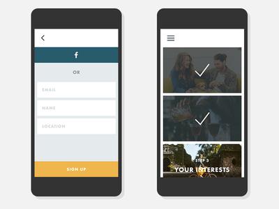 App for New Startup