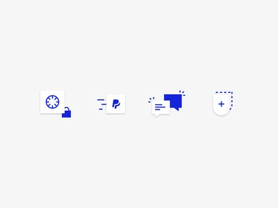 Shadow Icons shadows color design clean simple icons icon