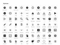 Cortex icons preview 2